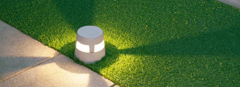 fake grass decking