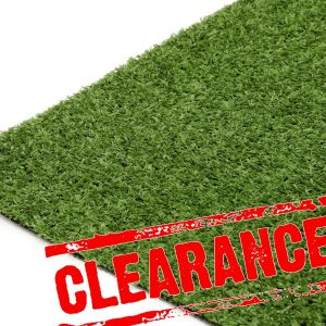 2m x 3m Woodstock Artificial Grass Clearance