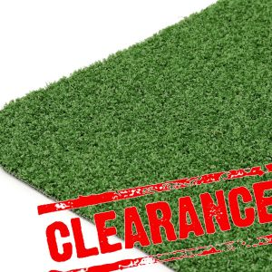 4m x 2.6m Classic Plus Artificial Grass Clearance
