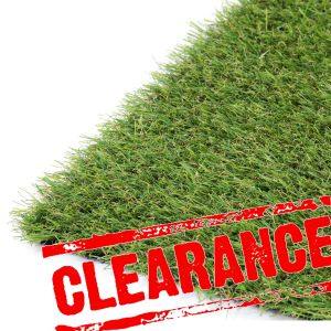 4m x 3m Hartfield Artificial Grass Clearance