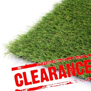 2m x 3.7m Chartwell Artificial Grass Clearance
