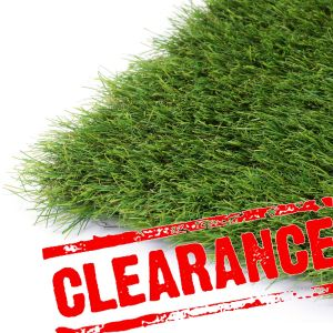 2m x 2m Sentosa Artificial Grass Clearance