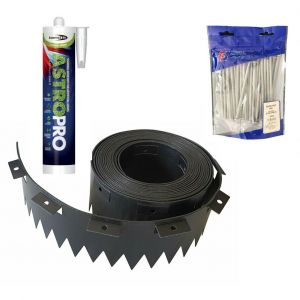 Artificial Grass Edging Kit 10m
