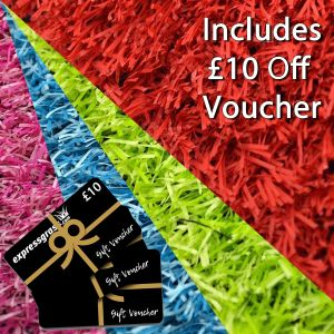 Funky Colours Artificial Grass Sample Pack
