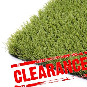 4m x 1.5m Oakhurst Artificial Grass Clearance
