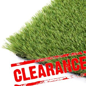 2m x 1.3m Luxford Artificial Grass Clearance