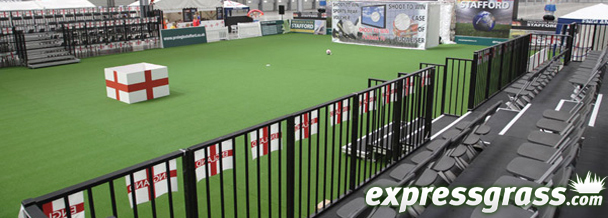 Small Artificial Grass Pitch