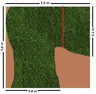Artificial Grass Measurement 2